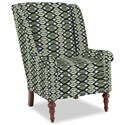 Craftmaster Accent Chairs Modified Wing Back Chair - Item Number: 030410-NOUVEAU-22