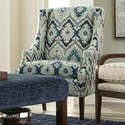 Craftmaster Accent Chairs Chair - Item Number: 030810-FIXTURE-21