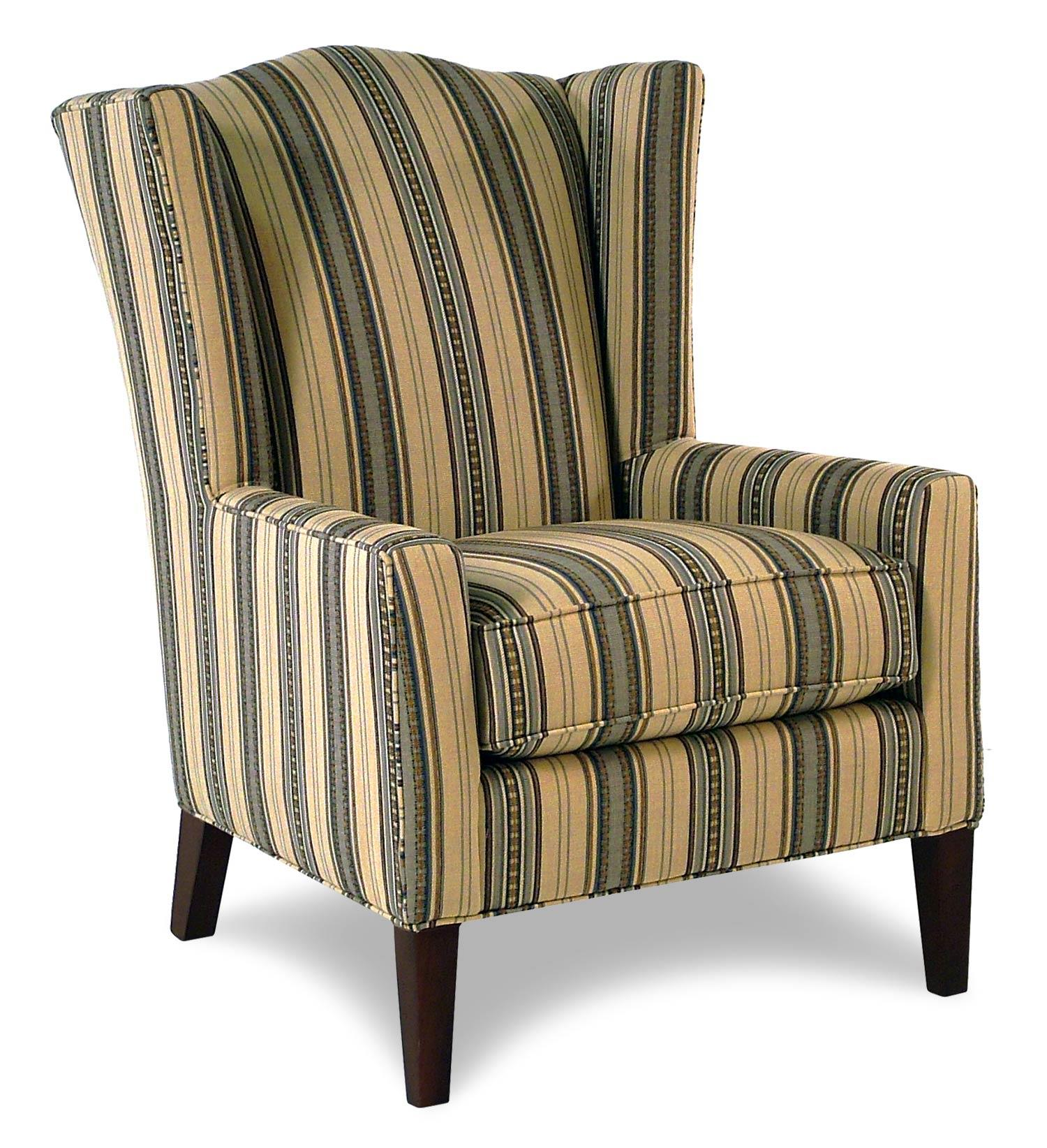 Cozy Life Accent Chairs Wing Chair - Item Number: 032410-FORZANDO23
