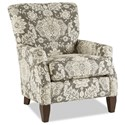 Craftmaster Accent Chairs Chair - Item Number: 034710-CUNNINGHAM-41