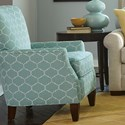 Craftmaster Accent Chairs Chair - Item Number: 034710-CURVY-21