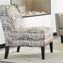 Cozy Life Accent Chairs Armless Chair - Item Number: 036710-ETZIO-41