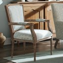 Craftmaster Accent Chairs Exposed Wood Chair - Item Number: 041010-IPANEMA-21
