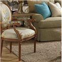 Cozy Life Accent Chairs Chair - Item Number: 045510-WREN-10