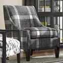 Cozy Life Accent Chairs Chair - Item Number: 047410-CROSSHATCH-45
