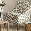 Craftmaster Accent Chairs Chair - Item Number: 047410BD-WIRED-41