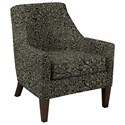 Craftmaster Accent Chairs Chair - Item Number: 048710-BATIKI-23