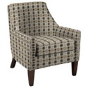Craftmaster Accent Chairs Chair - Item Number: 048710-BLAST-08