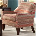 Craftmaster Accent Chairs Contemporary Accent Chair