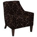 Craftmaster Accent Chairs Chair - Item Number: 048710-HEARTBREAK-08
