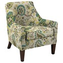 Craftmaster Accent Chairs Chair - Item Number: 048710-LADBROOK-22