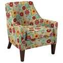 Craftmaster Accent Chairs Chair - Item Number: 048710-LUNA-25