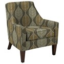 Craftmaster Accent Chairs Chair - Item Number: 048710-PALMY-41