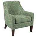 Craftmaster Accent Chairs Chair - Item Number: 048710-RUSTICA-21