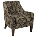Craftmaster Accent Chairs Chair - Item Number: 048710-VANNA-09