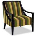 Craftmaster Accent Chairs Exposed Wood Chair - Item Number: 049410-BOHICA-41