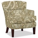 Craftmaster Accent Chairs Accent Chair - Item Number: 053210-ABIGAIL-21