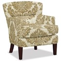 Craftmaster Accent Chairs Accent Chair - Item Number: 053210-CREVELLI-10