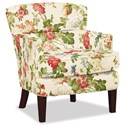 Craftmaster Accent Chairs Accent Chair - Item Number: 053210-EMMA-25