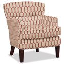 Craftmaster Accent Chairs Accent Chair - Item Number: 053210-FROU FROU-26