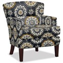 Craftmaster Accent Chairs Accent Chair - Item Number: 053210-ISMA-45
