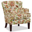 Craftmaster Accent Chairs Accent Chair - Item Number: 053210-LANIE-25