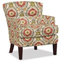 Craftmaster Accent Chairs Accent Chair - Item Number: 053210-LIAM-37