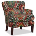 Craftmaster Accent Chairs Accent Chair - Item Number: 053210-LONGROCK-23