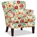 Craftmaster Accent Chairs Accent Chair - Item Number: 053210-LUNA-25