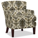 Craftmaster Accent Chairs Accent Chair - Item Number: 053210-MAMBO-41