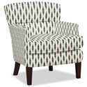 Craftmaster Accent Chairs Accent Chair - Item Number: 053210-OPTICAL-23