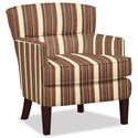 Craftmaster Accent Chairs Accent Chair - Item Number: 053210-PARTY-23