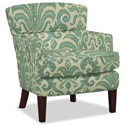 Craftmaster Accent Chairs Accent Chair - Item Number: 053210-RUSTICA-21