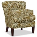 Craftmaster Accent Chairs Accent Chair - Item Number: 053210-ZINNIA-10