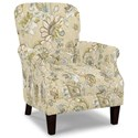 Craftmaster Accent Chairs Tight Back Accent Chair - Item Number: 053510-ALMADA-15
