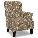 Craftmaster Accent Chairs Tight Back Accent Chair - Item Number: 053510-AMARENA-03