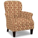 Craftmaster Accent Chairs Tight Back Accent Chair - Item Number: 053510-BENSALEM-26