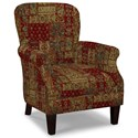 Craftmaster Accent Chairs Tight Back Accent Chair - Item Number: 053510-DOMARI-26