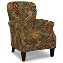 Craftmaster Accent Chairs Tight Back Accent Chair - Item Number: 053510-FELICITY-25