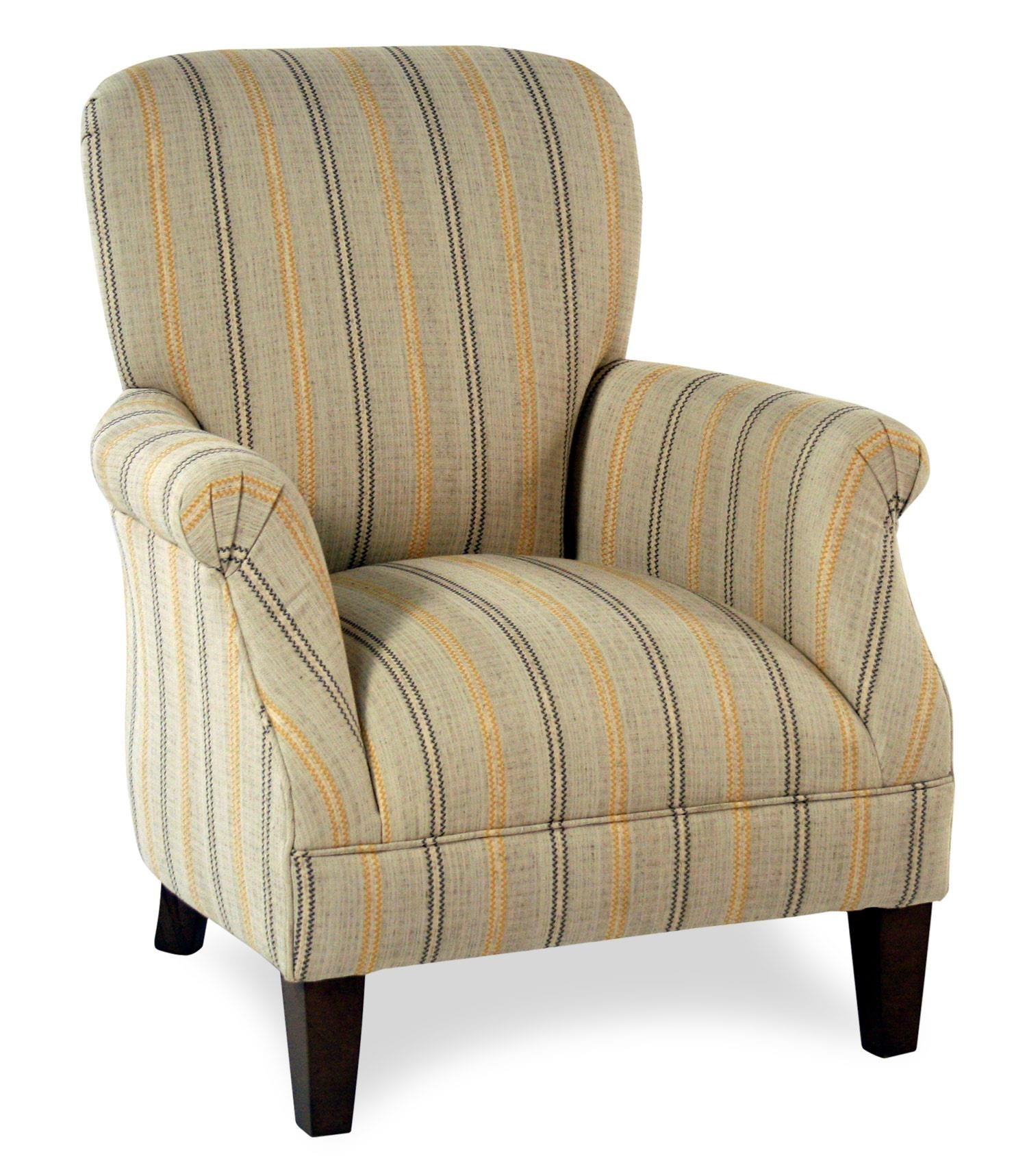 Cozy Life Accent Chairs Contessa Accent Chair - Item Number: 053510-HILLIARD02