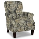 Craftmaster Accent Chairs Tight Back Accent Chair - Item Number: 053510-IMPROMPTU-41