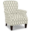Craftmaster Accent Chairs Tight Back Accent Chair - Item Number: 053510-VERA-21
