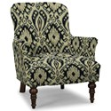 Craftmaster Accent Chairs Accent Chair - Item Number: 054210-BARONI-23