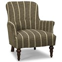 Craftmaster Accent Chairs Accent Chair - Item Number: 054210-BELLEVUE-41