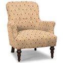 Craftmaster Accent Chairs Accent Chair - Item Number: 054210-BENGIE-10
