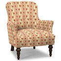 Craftmaster Accent Chairs Accent Chair - Item Number: 054210-BENSALEM-10
