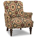 Craftmaster Accent Chairs Accent Chair - Item Number: 054210-CANDY SHOP-26