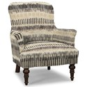Craftmaster Accent Chairs Accent Chair - Item Number: 054210-CARAVAN-10