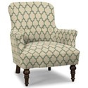 Craftmaster Accent Chairs Accent Chair - Item Number: 054210-DASHER-21