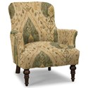 Craftmaster Accent Chairs Accent Chair - Item Number: 054210-DESERT-17